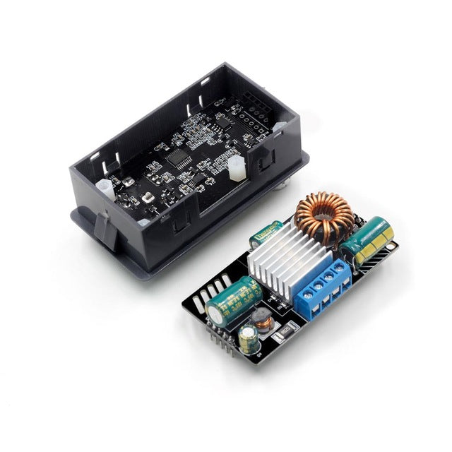 DC Buck Boost Converter 0.5-30V 4A Adjustable - Server On The Move