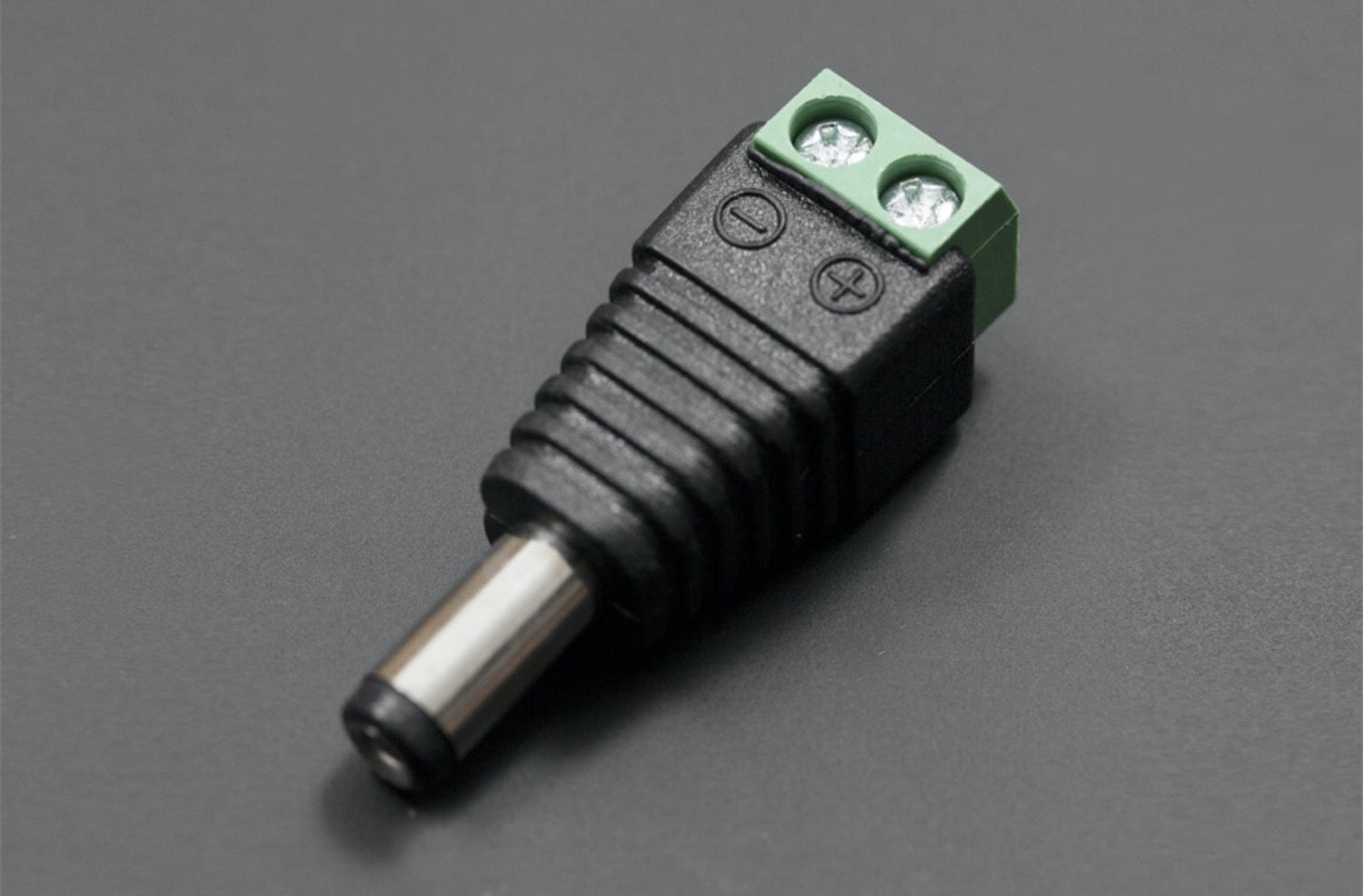 DC Barrel Jack Adapter 2.1mm - Male - Server On The Move