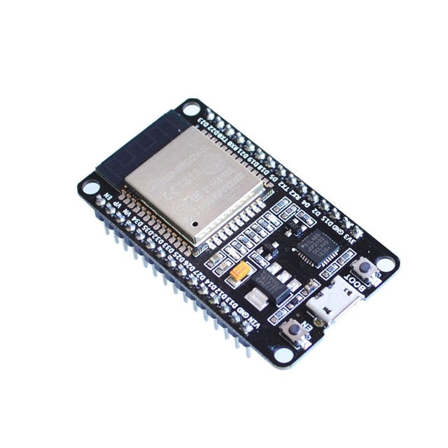 ESP32 Dual-Core Ultra-Low Power 2.4GHZ Wireless WiFI+Bluetooth - Server On The Move