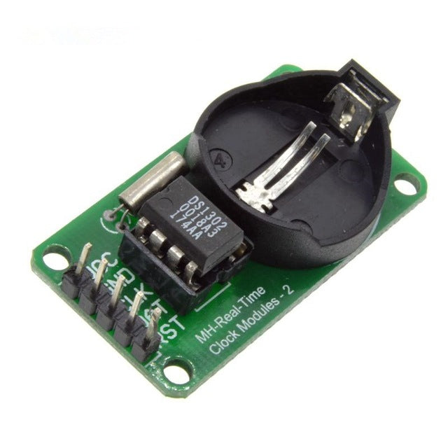 DS1302 Real Time Clock RTC Module for use with CR2032 - 31 x 8 RAM