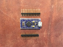 Load image into Gallery viewer, Arduino Pro Micro Atmega32U4 5V/16MhZ compatible development board