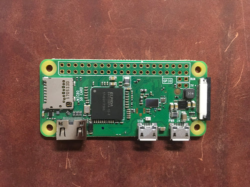 Raspberry Pi Zero W (Wireless) 2017 WiFi Bluetooth - Australia - Genuine