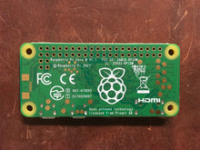 Load image into Gallery viewer, Raspberry Pi Zero W (Wireless) 2017 WiFi Bluetooth - Australia - Genuine
