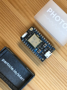 Particle Photon - IoT Development Board with Particle Cloud