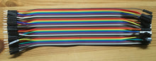 Load image into Gallery viewer, 120pc DuPont multicolour Jumper wire kit for Breadboard/Prototyping