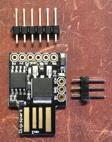 Digispark Attiny85  USB Development Board - Duckuino BadUSB