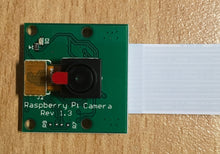 Load image into Gallery viewer, 5MP Camera for Raspberry A, A+, 2B, 3B, 3B+ with HBV FFC Cable
