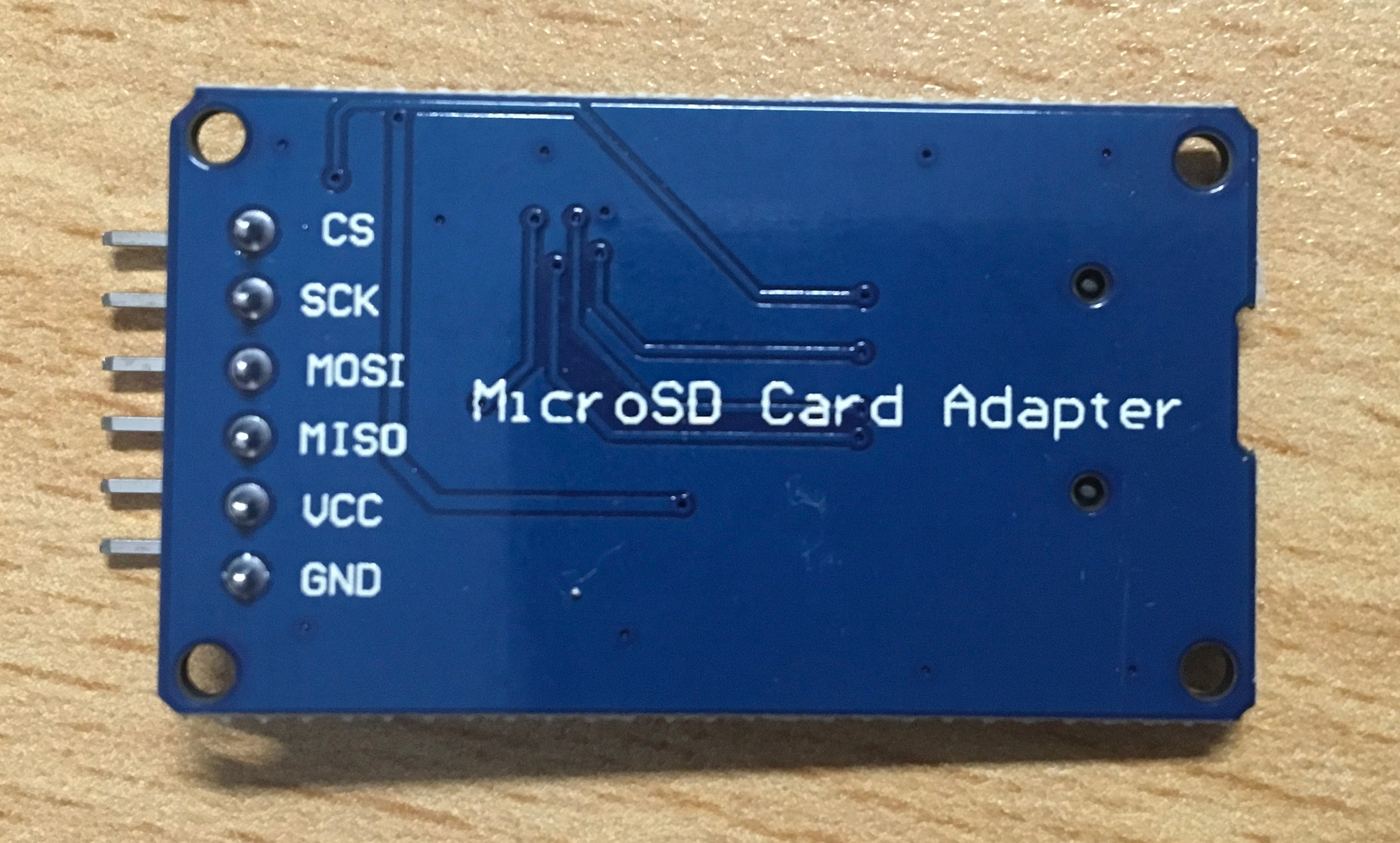 SD Card Mini TF Card Reader Module for Arduino, Raspberry, nodeMCU SPI - Server On The Move