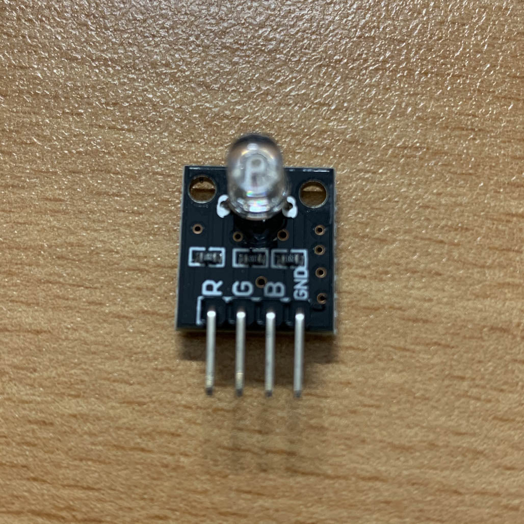 RGB LED Module, Common Cathode, Clear, 5mm - Server On The Move