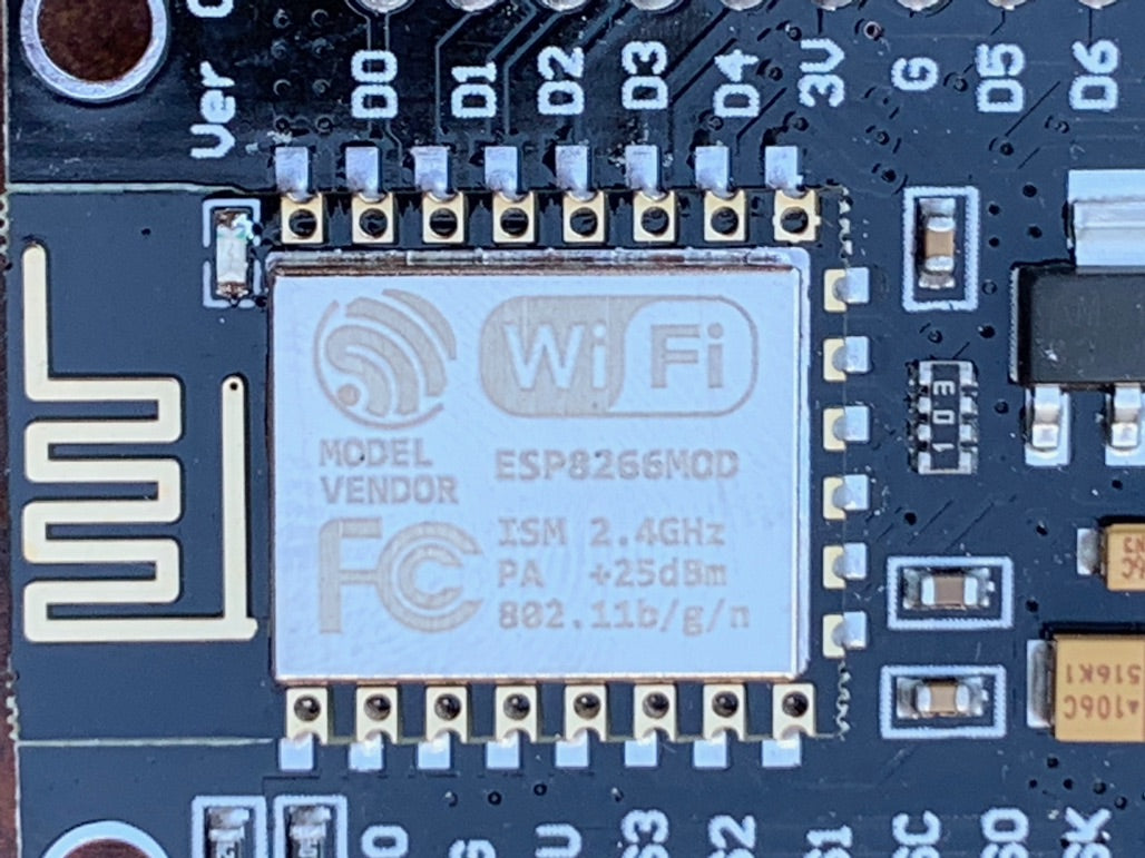 ESP8266 NodeMCU V3 Compatible CH340 V3 LUA Wifi- IoT - Breadboard Friendly
