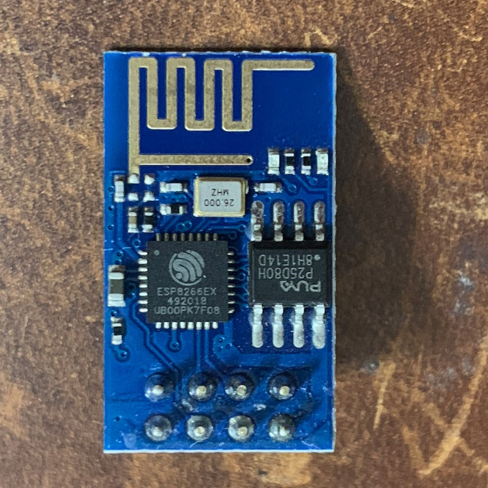 ESP-01 ESP8266 Serial Wifi Wireless 2.4GHz Transceiver Module
