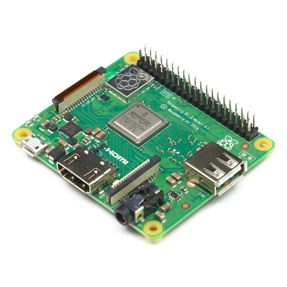 New Raspberry Pi 3 Model A+ - Genuine, AU Stock - Server On The Move