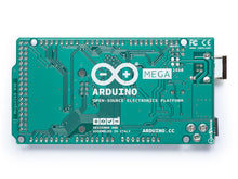 Load image into Gallery viewer, Genuine Arduino MEGA 2560 Rev 3 with Original Case and Stickers