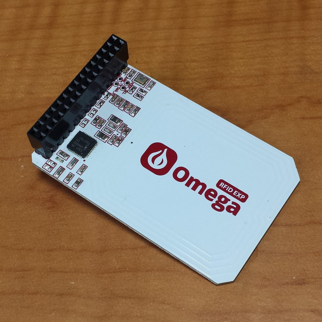 Onion RFID & NFC Expansion for Omega2 & Omega2+ - Server On The Move