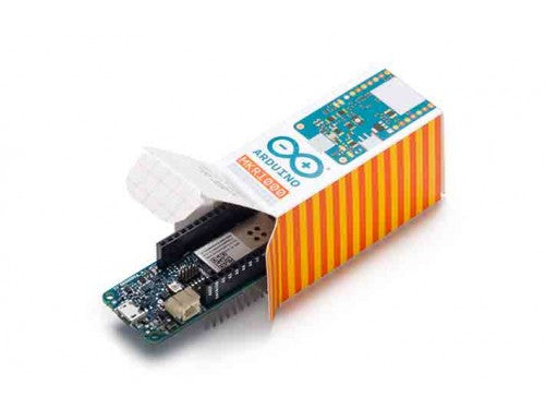 Arduino MKR1000 WIFI with headers mounted - Server On The Move