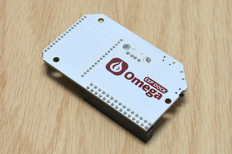 Onion Expansion Dock for Omega2 & Omega2+ - Server On The Move