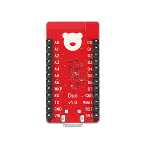 RedBear Duo - with Wifi & BLE & Particle.io (Cloud) - Development Board