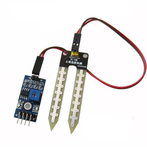 Soil Humidity Hygrometer Moisture Detection Sensor Module (Analog and Digital Output)