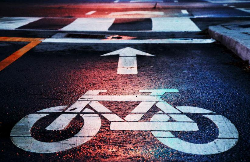 Road debris: Let's all do our part to help follow cyclists!