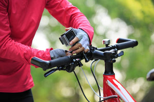 4 Benefits of Cycling with a Front- or Rear-Facing Camera