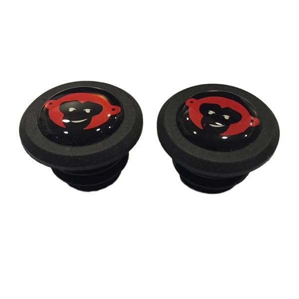 Spare End Caps for Lock-ons - RedMonkey Sports