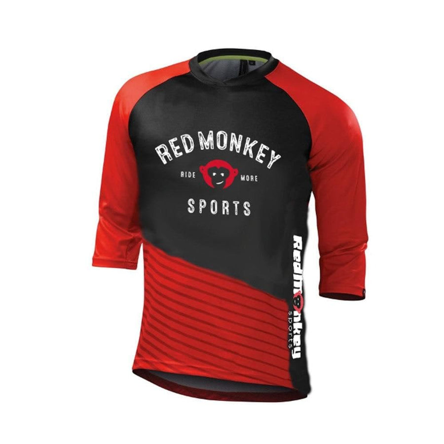 Men's Enduro Jersey 3/4 Sleeve - EJ2 - RedMonkey Sports