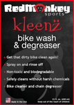 Kleenz Bike Wash and Degreaser