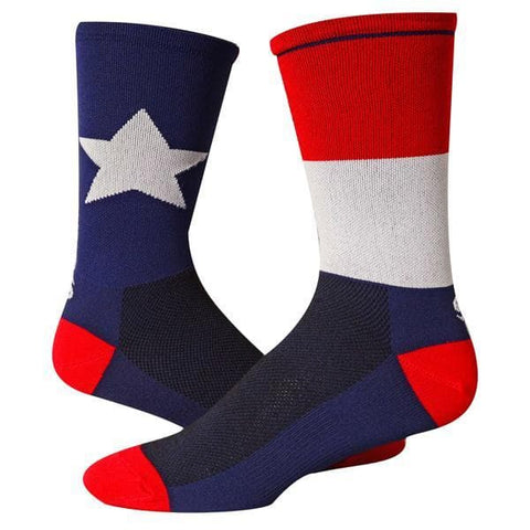 "Save Our Soles 7"" Texas Socks"