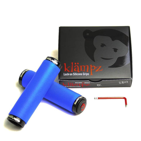 klämpz lock-on silicone grips