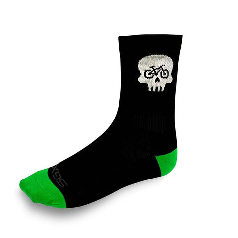 DHD Numbskull Sock