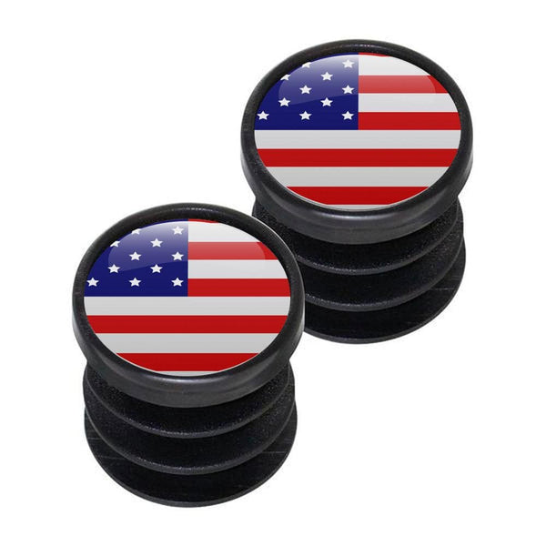 USA End Cap Plugs