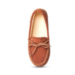 Women's Cloth Moccasin