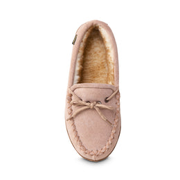 Kids Chestnut Loafer Moccasin