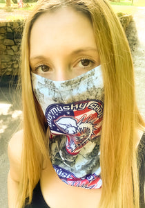 WB Musky Shop Patriotic Daily Tube/ Multifunctional Sun Mask