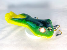 Load image into Gallery viewer, CatchingMusky's Jeremiah Rubber Frog Bait