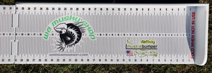 "60"" Fatboy Muskie Bumper with WB Musky Shop Logo (Shipping included in price)"