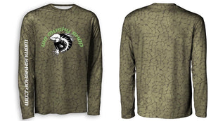WB Musky Shop Signature Long Sleeve Performance Shirt
