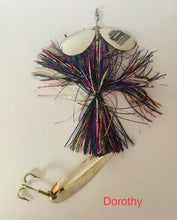 Load image into Gallery viewer, The Big Dirty Bucktail Lure - WB Musky Shop