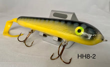 "Load image into Gallery viewer, H & H  8"" Glide Bait"