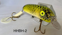 Load image into Gallery viewer, H&H Bullhead Crank Bait
