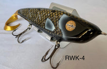 Load image into Gallery viewer, River Wolf Lures 7 inch Knocker glide