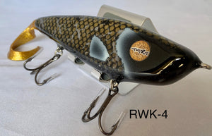 River Wolf Lures 7 inch Knocker glide