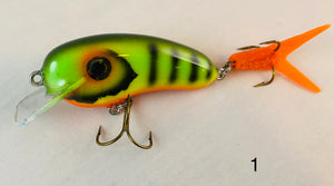 Trophy Time Leaders and Lures 4inch Shallow Crank Bait
