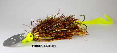Angry Dragon Short (Flash) - WB Musky Shop