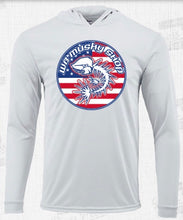 Load image into Gallery viewer, WB Musky Shop Limited Edition Patriotic Performance Shirt