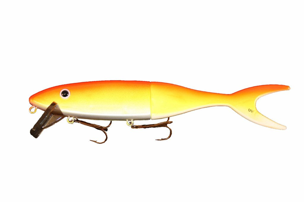 Magnum Shallow Invader - WB Musky Shop