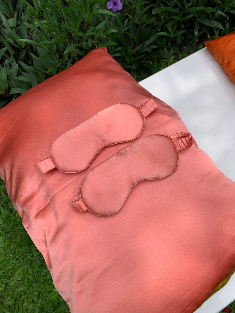 Pua Silk Pillow Case