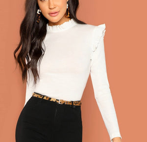 Penelope Long Sleeve Top