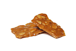 Beer Brittle with Almonds