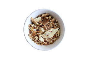 White Chocolate Toffee Crunch Crumbs